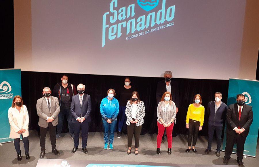SAN FERNANDO: CIUDAD DEL BALONCESTO 2021